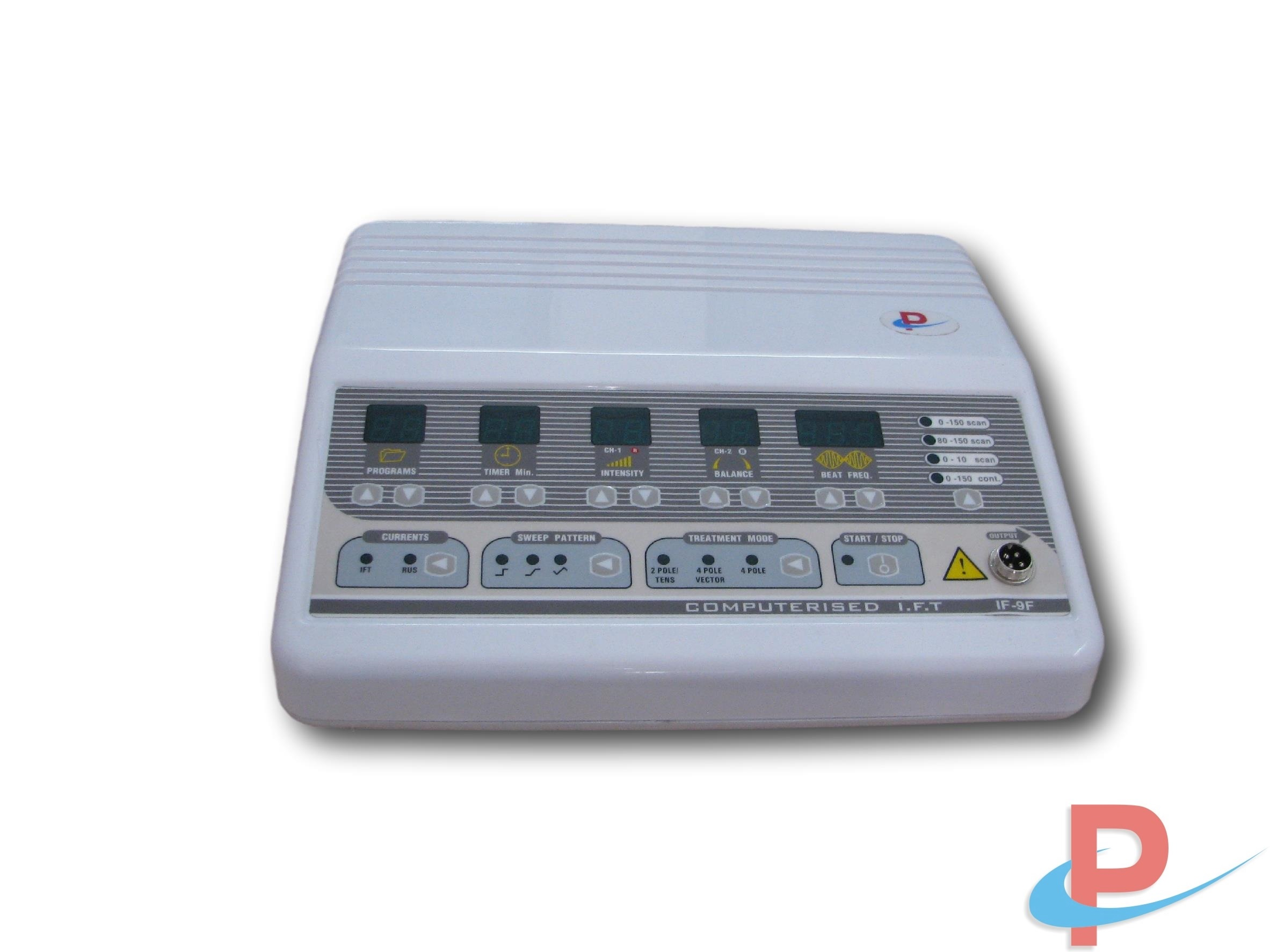 Interferential Therapy PVC Programmable