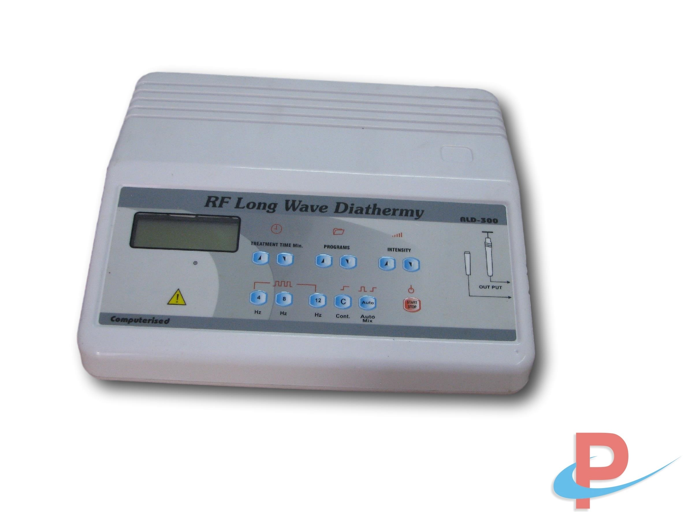 Longwave Diathermy Model