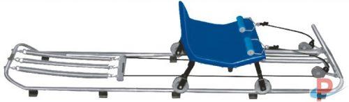 Rowing Machine cum Sliding Unit