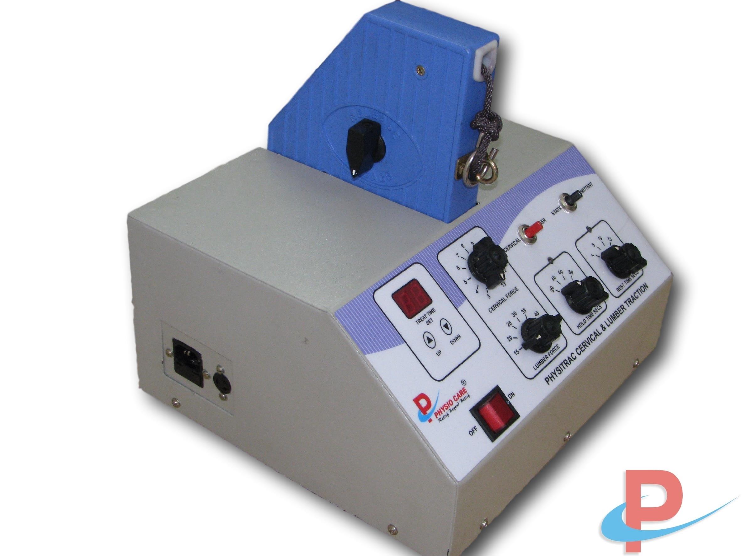 Traction Unit PCE08
