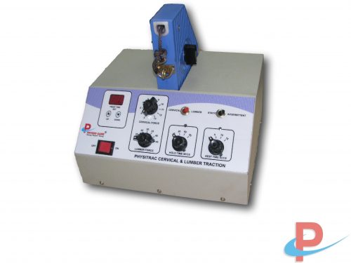Traction Unit PCE08 Model